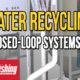 closed-loop water reclaim