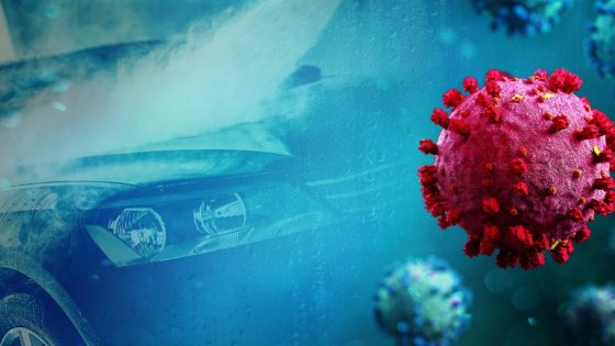 coronavirus, pandemic, carwash