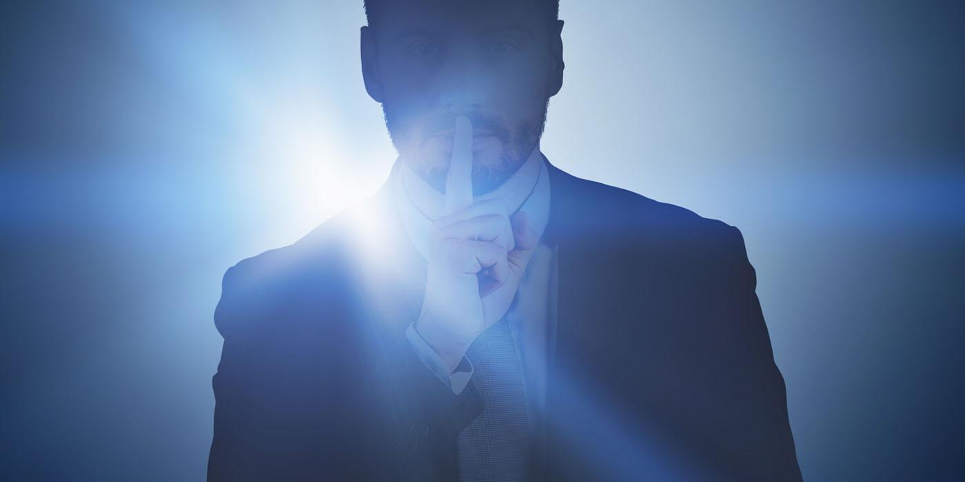 businessman, seller, secret, sharing, information