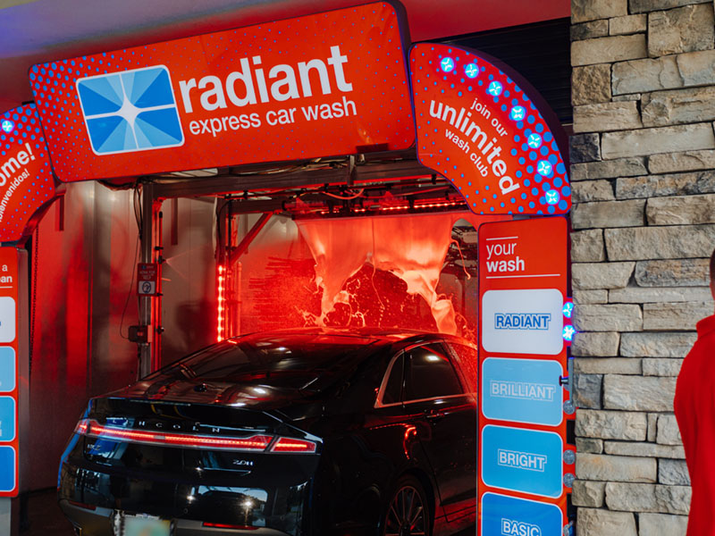 Radiant Express Car Wash