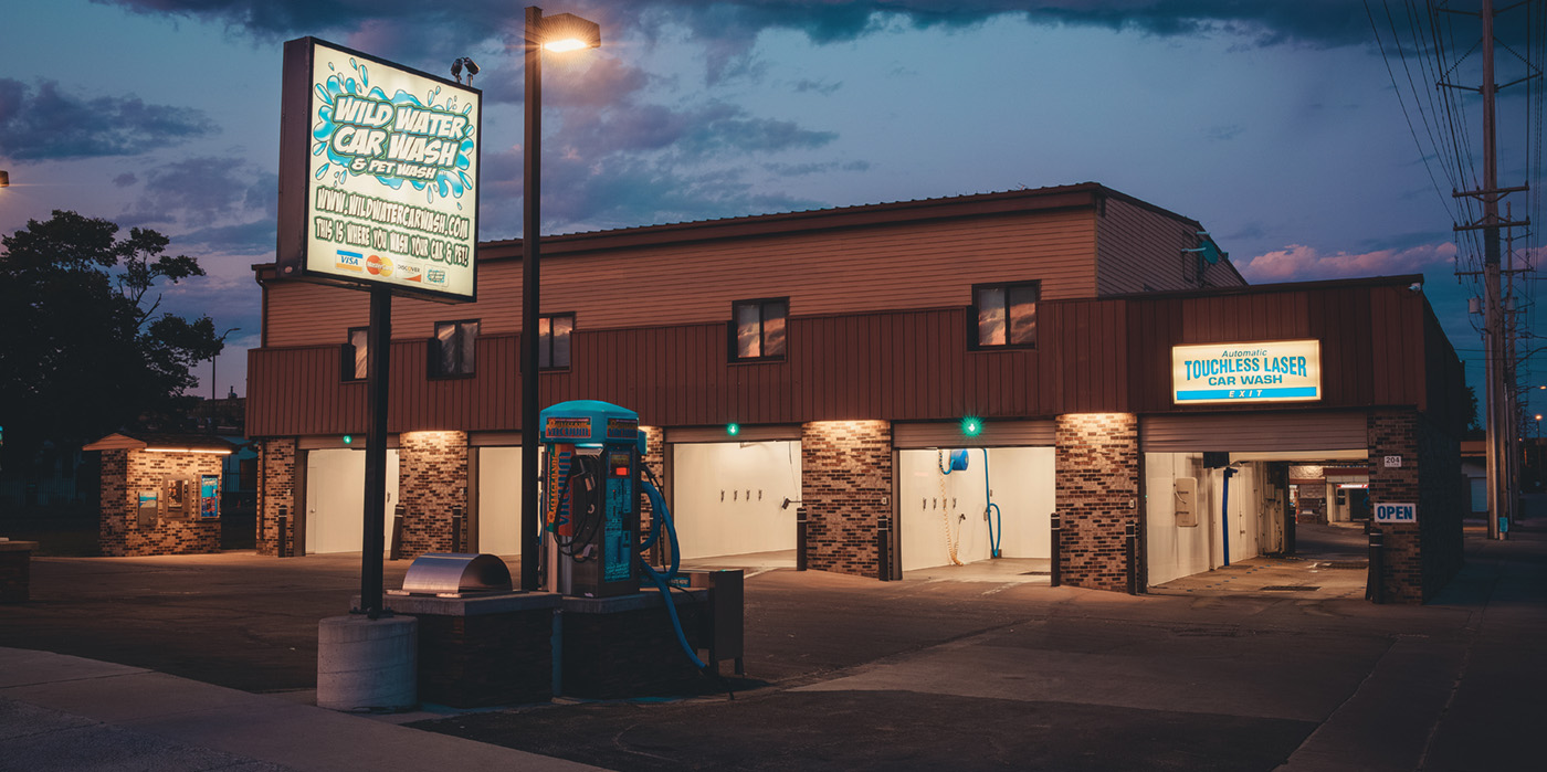 Wild Water Car Wash & Pet Wash