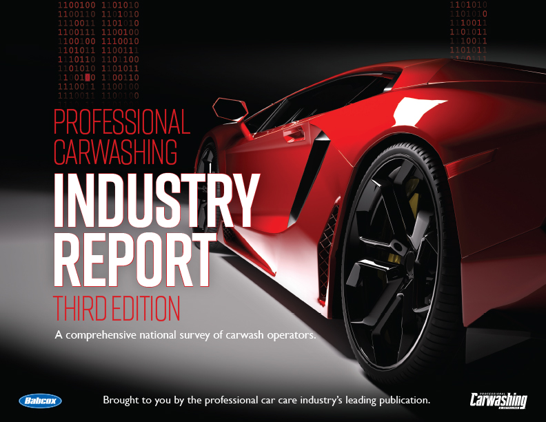 2021 Carwashing Industry Report
