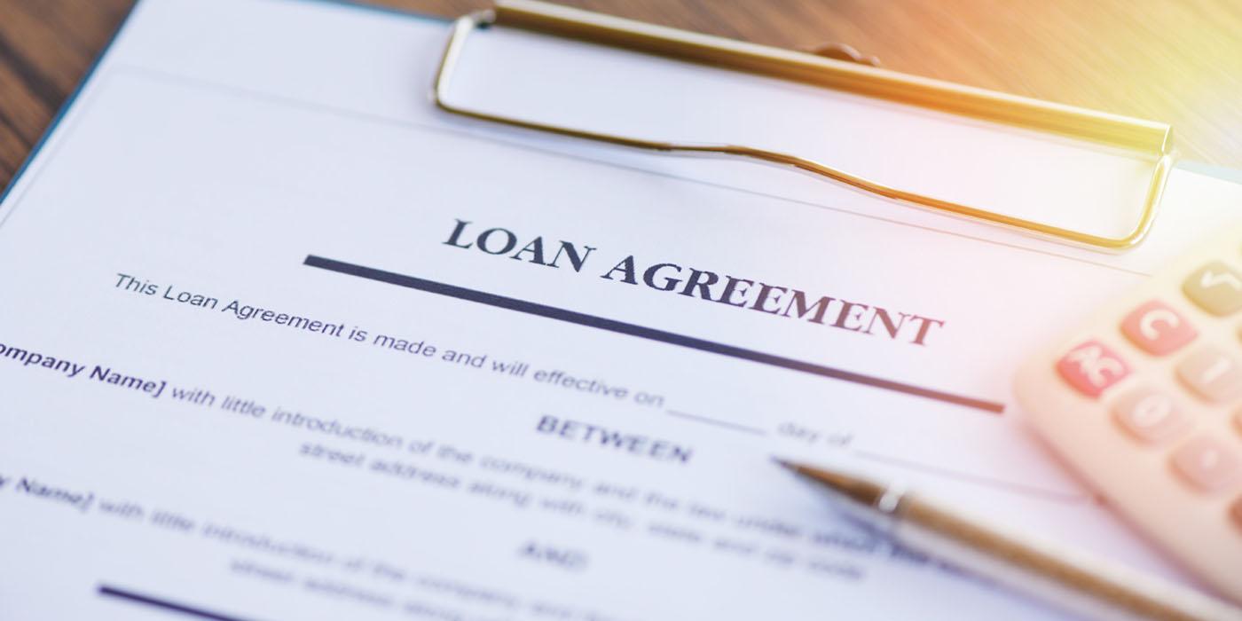 loan, financing