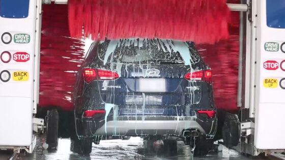 carwash, IBA, in-bay automatic