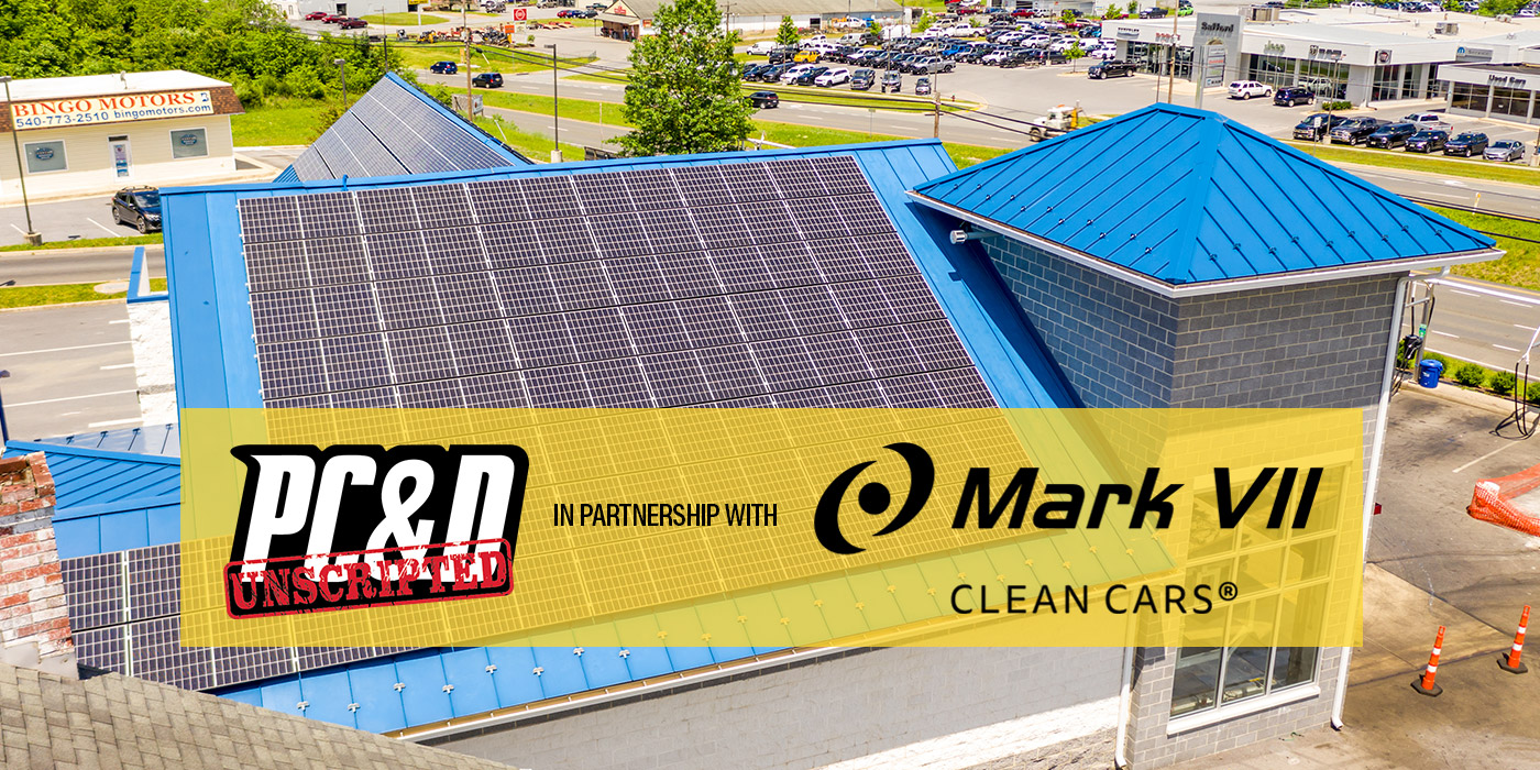 PC&D Unscripted 36: Solar-Powered Carwash Case Study