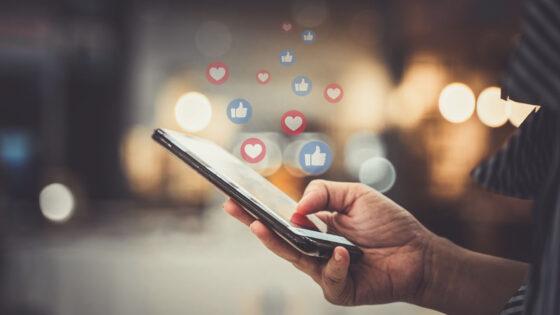 social media, habits