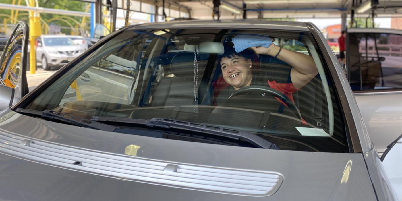 MVC, Most Valuable Carwasher, Izzy Aguayo