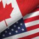 Canada, U.S., America, flag